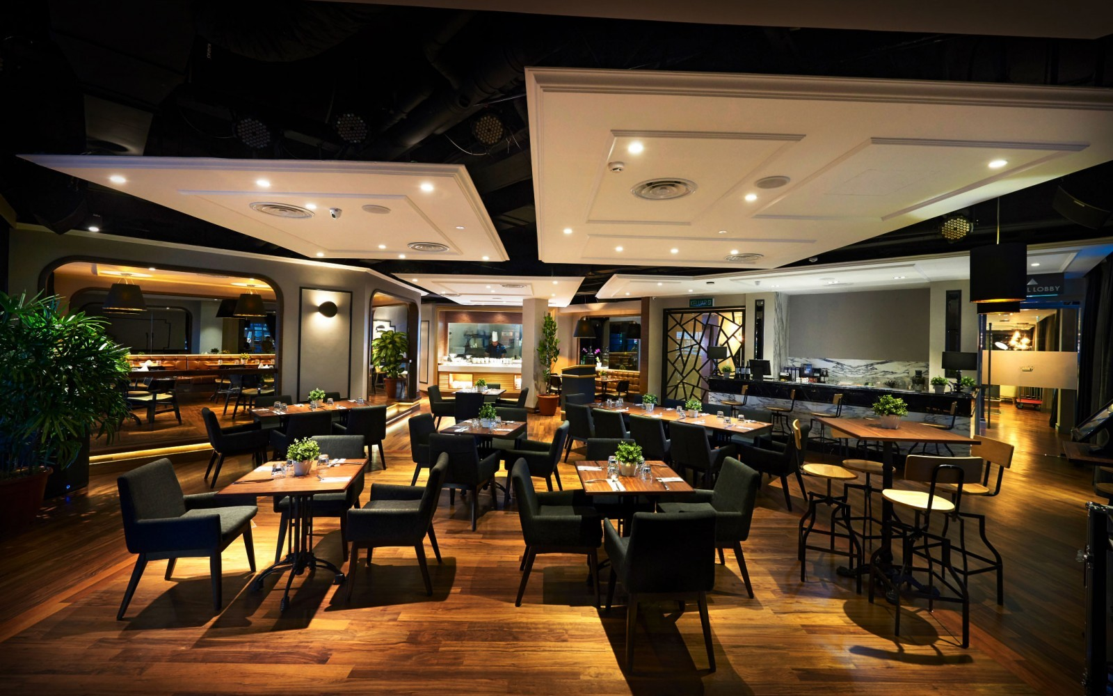 restaurant cafe bar in miri sarawak malaysia bonzer. Black Bedroom Furniture Sets. Home Design Ideas